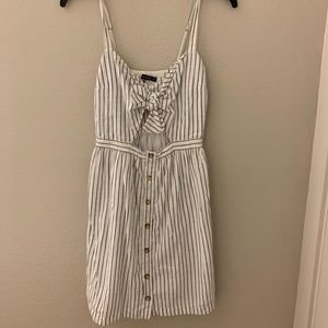 Abercrombie Fit and Flare Dress